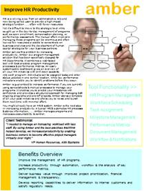 HR Program Management Software
