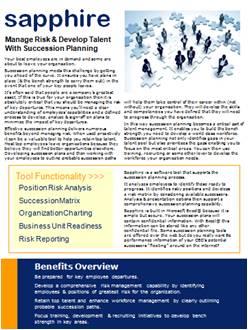 HR Roadmap Brochure